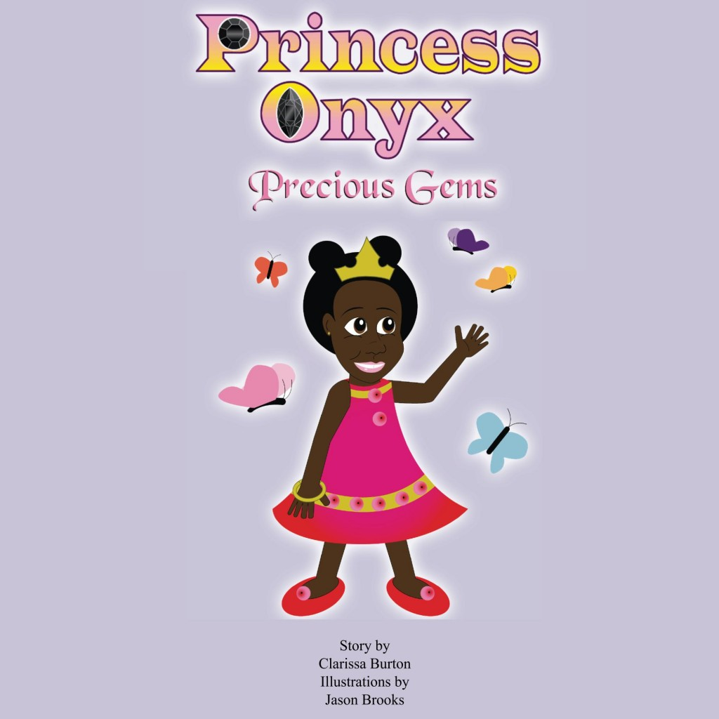 Book Cover: Princess Onyx Precious Gems